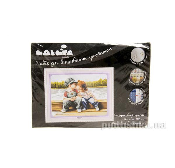 Вышивка Детский поцелуй Идейка 06000290