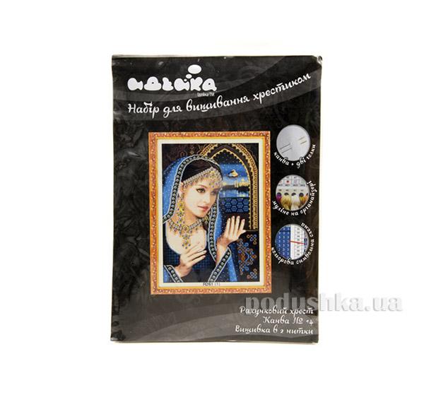 Вышивка Индийская красавица 1 Идейка 06000261