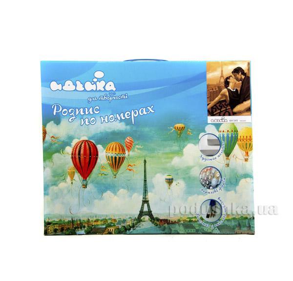 Вышивка Мечтами в Париже Идейка 06000045