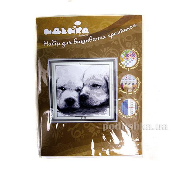 Вышивка Животные Собачья верность Идейка 06000182