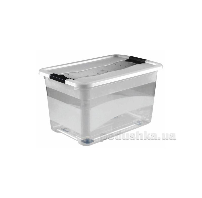Ящик для хранения Кристал бокс с колесами Curver 0943