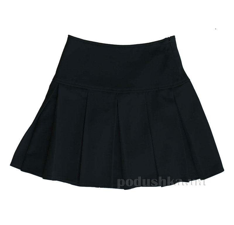 Юбка в складку Промiнь ВД-0905 черная
