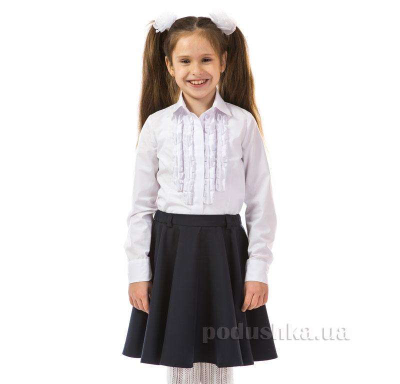 Юбка школьная Kids Couture 17-150 синяя