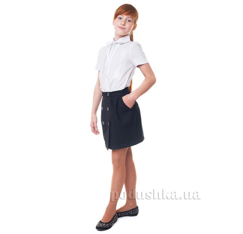 Юбка школьная Kids Couture 17-151 черная