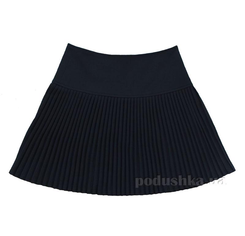 Юбка-плиссе Промiнь ВД-0907 черная