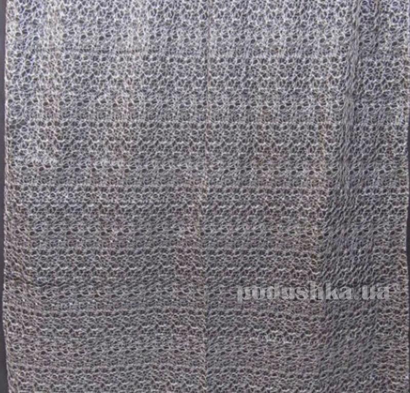 Тюль Органза Arya 2700 с вышивкой Siyah K302700