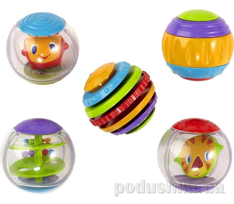Забавные мячики Крути-верти Kids II