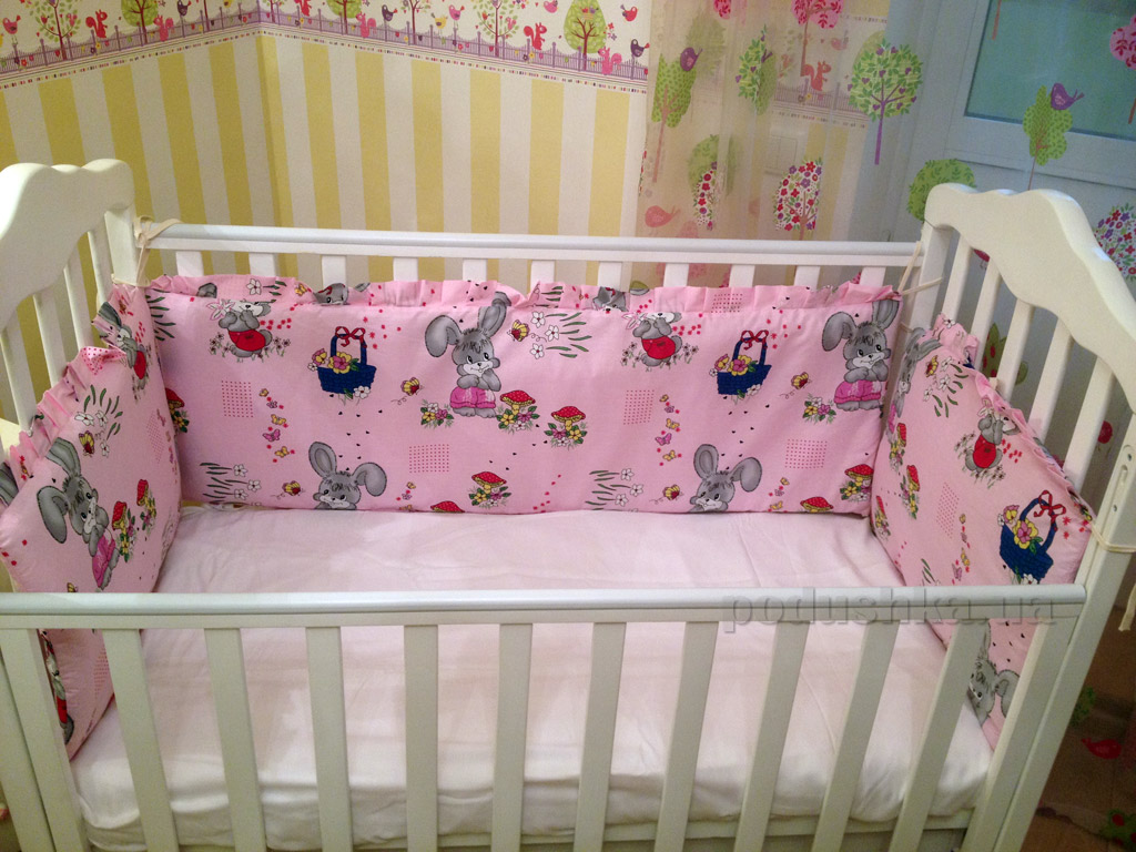 Защита для детской кроватки Билана З120