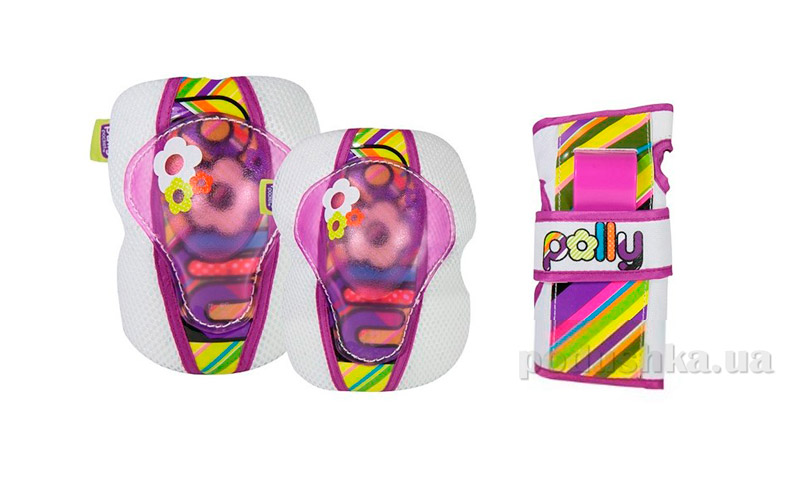 Защита Polly Pocket Fun-N Roll Powerslide 970092 размер XS
