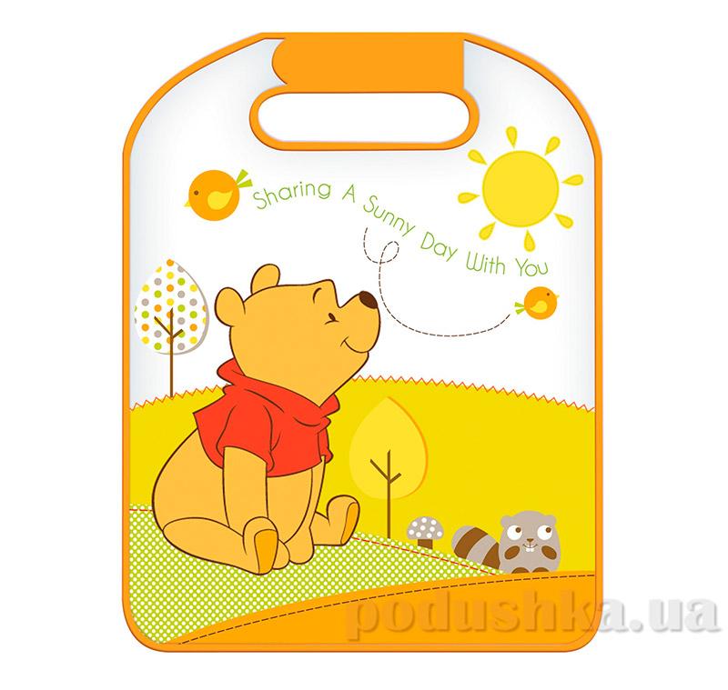 Защитный чехол на спинку переднего сидения Eurasia Winnie the Pooh 25323