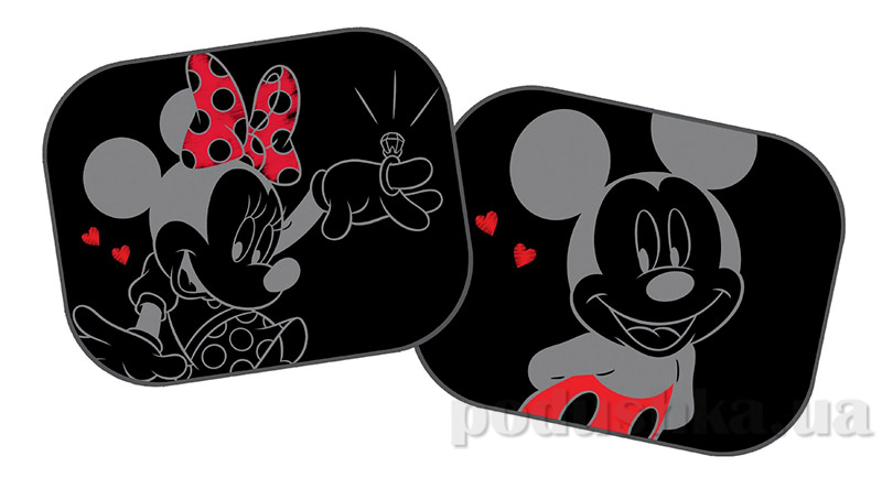 Защитный экран Mickey & Minnie Eurasia 27008