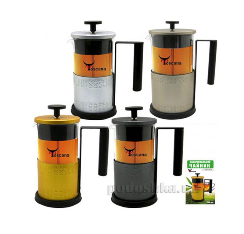 Заварочный чайник 350 мл Toscana ST 9016