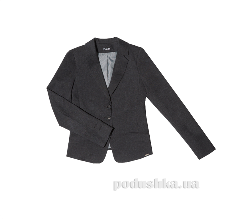 Жакет Сити Panda ПА-06330-12 серый