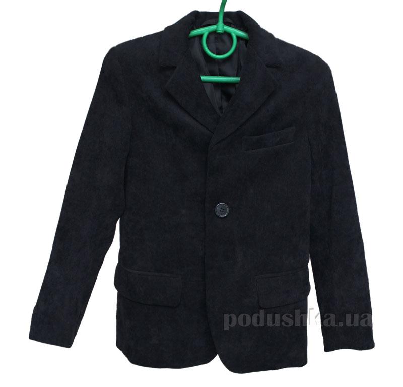 Пиджак вельветовый Промiнь ВМ-0915 черный