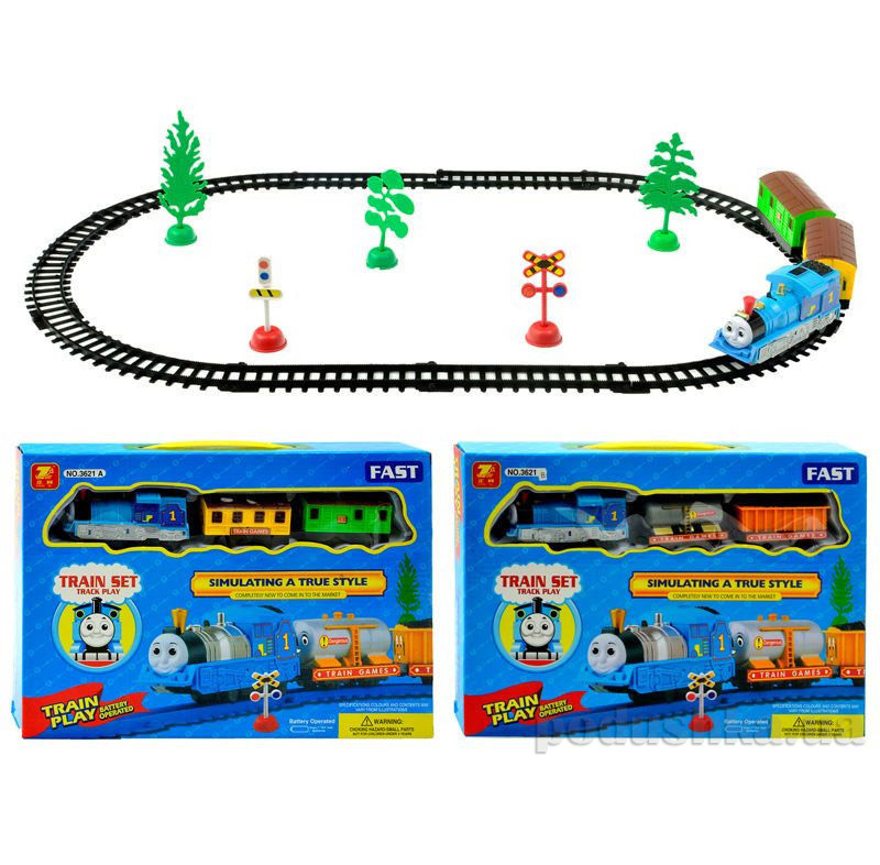 Железная дорога Томас 3621 АВ (60) на батарейке