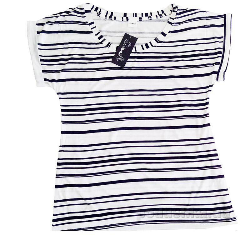 Женская футболка Senti 110717