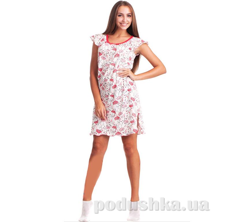 Женская ночная рубашка МТФ 0303-о