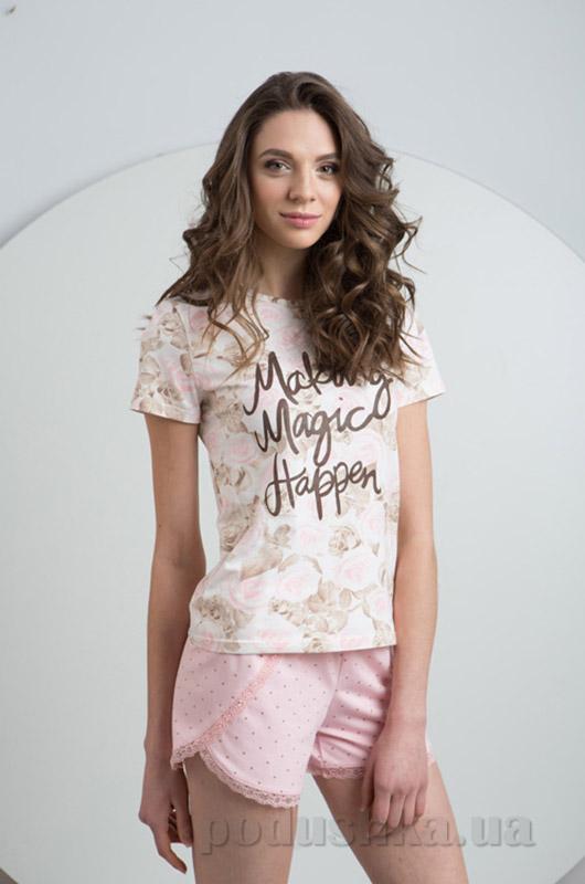 Женская пижама Ellen LNP 029/002