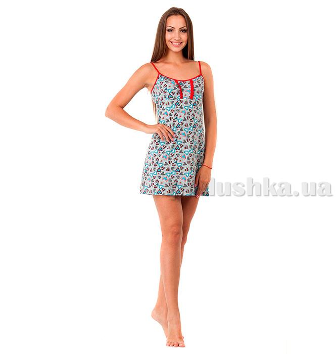 Женская сорочка МТФ 02106