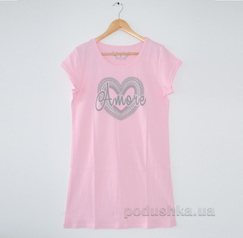 Женская сорочка Street Style 022-212 L  Фламинго Street Style