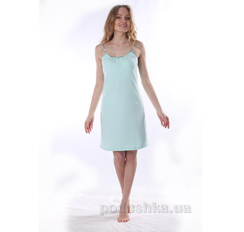 Женская сорочка VVL-TEX 308-1 мятная