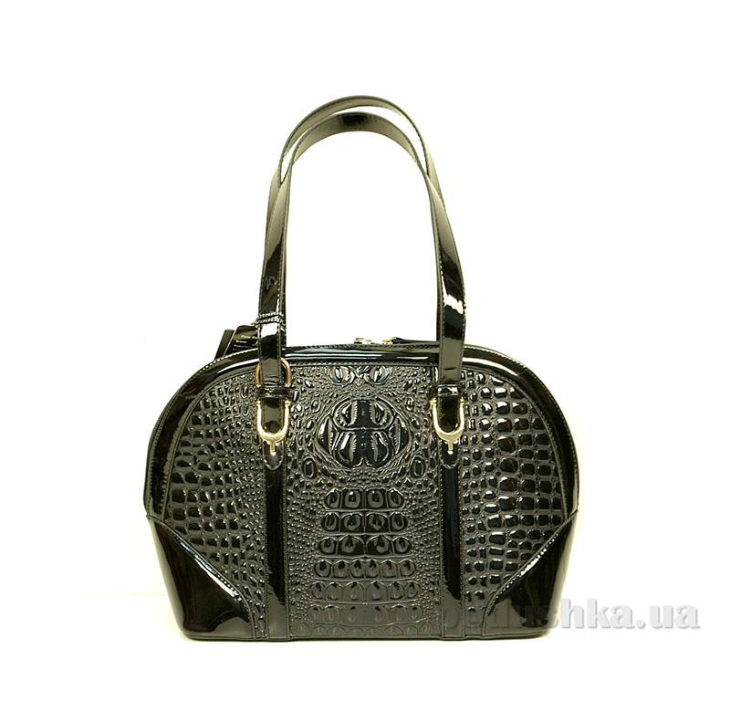 Женская сумка Le bailu BK 014-6 черная