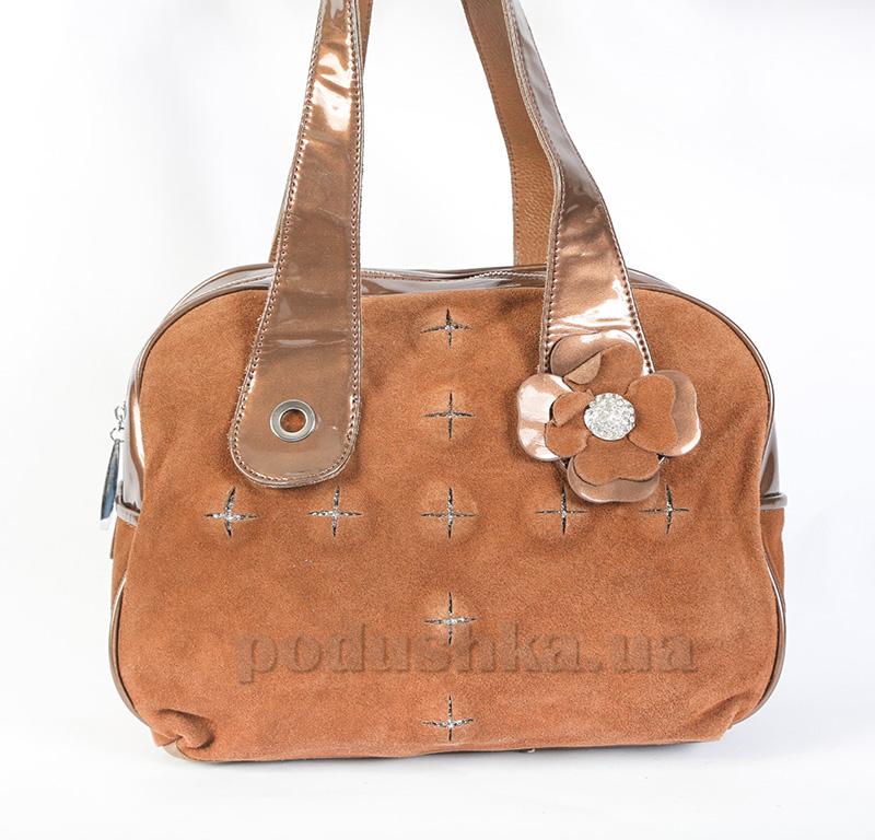 Женская сумка Richezza 39006 охра