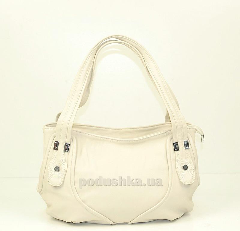 Женская сумка Vinyumao 4146-Н6 бежевая