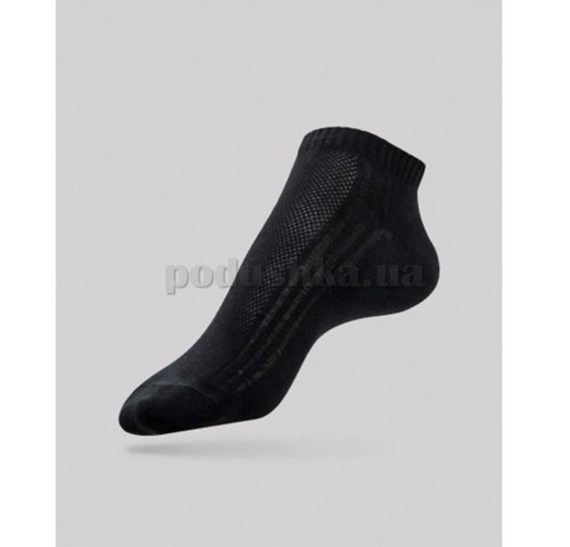 Женские короткие носки Classic Conte 7С-34СП 016 черные