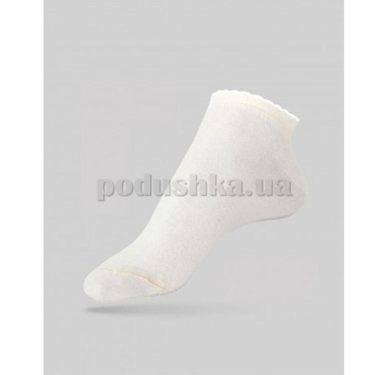 Женские носки с пикотом Active Conte 12С-45СП 041 капучино