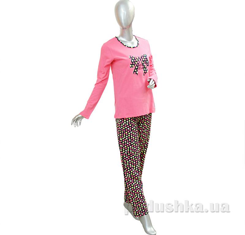 Женская пижама с начесом Sabrina 45047