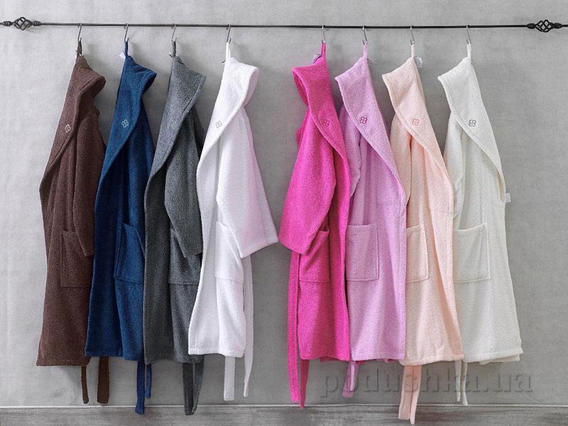 Женский халат Marie Claire Dahlia L/XL Pembe (розовый) Marie Claire
