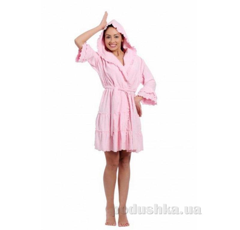 Женский халат на поясе Arya 13115