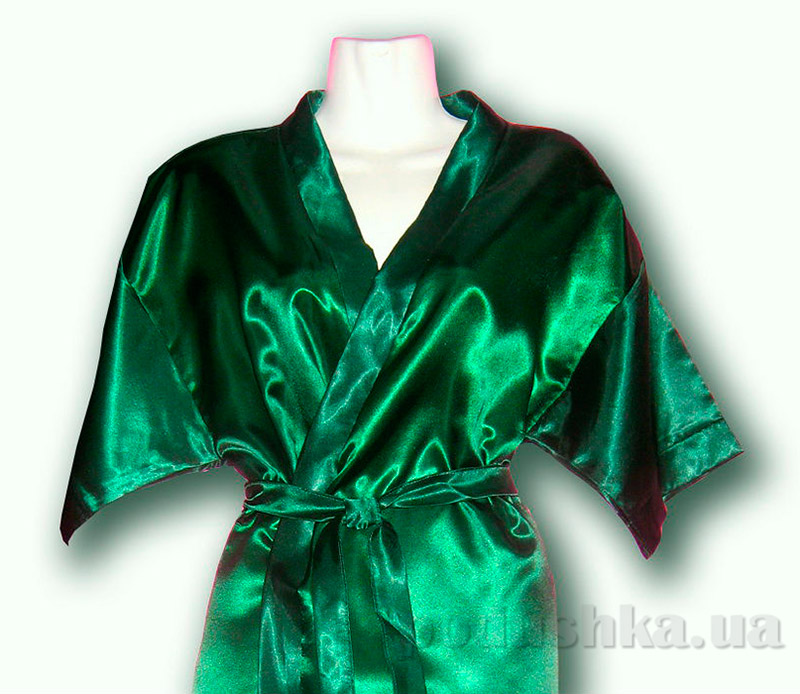 Женский халат-кимоно Руно 981У зеленый