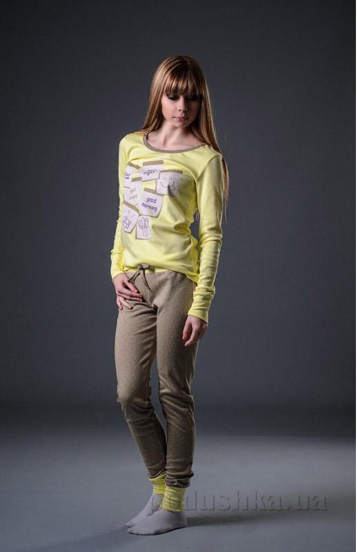 Женский комплект Фламинго Street Style 020-212