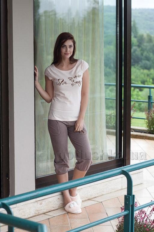 Женский комплект Hays 5029 розовый