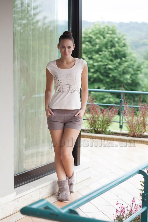 Женский комплект Hays 5030 розовый