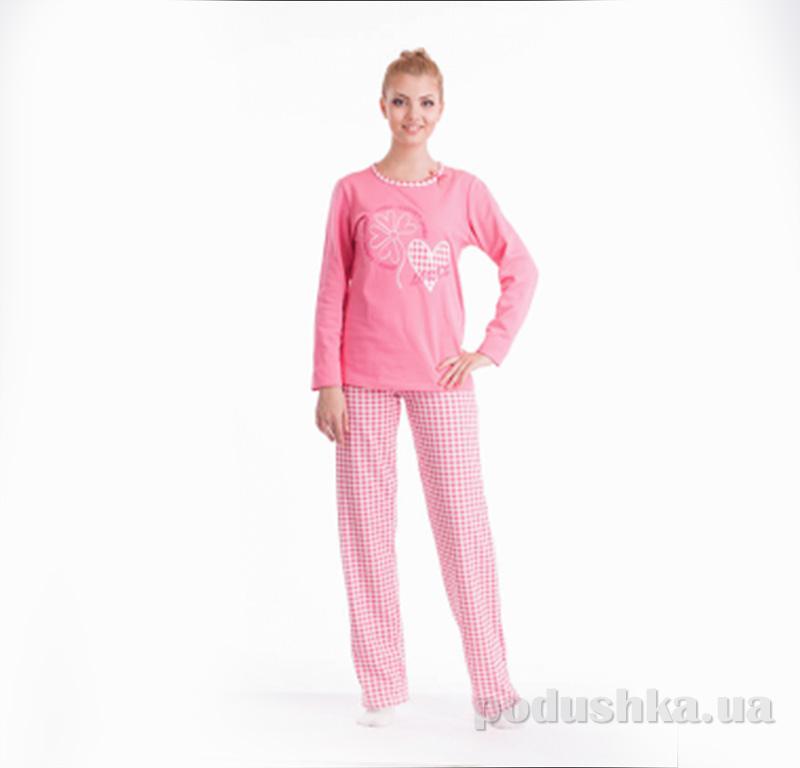 Пижама женская МТФ 4267 Сердце