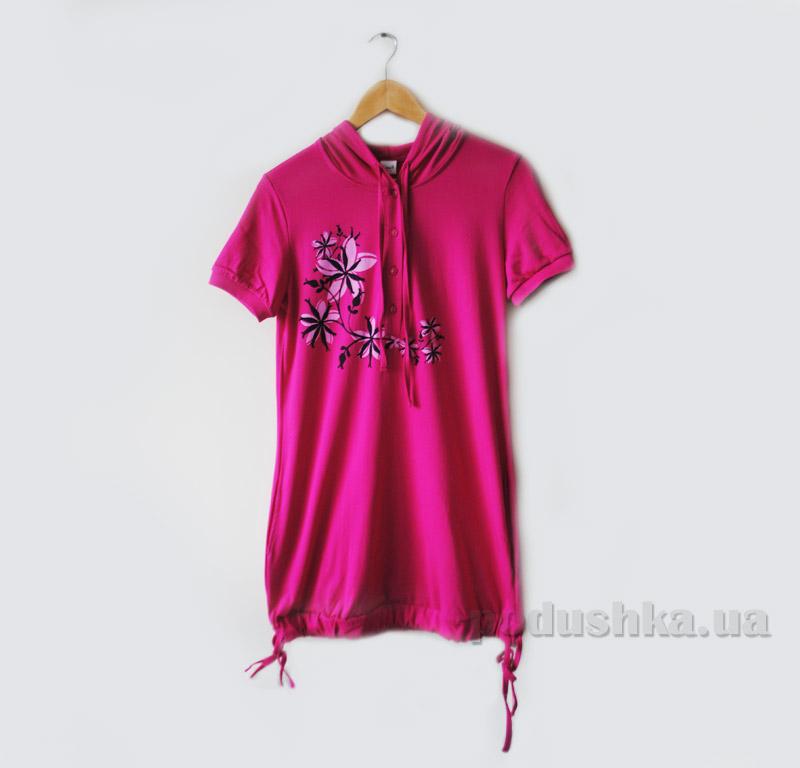 Женское платье Senti 140916 красное