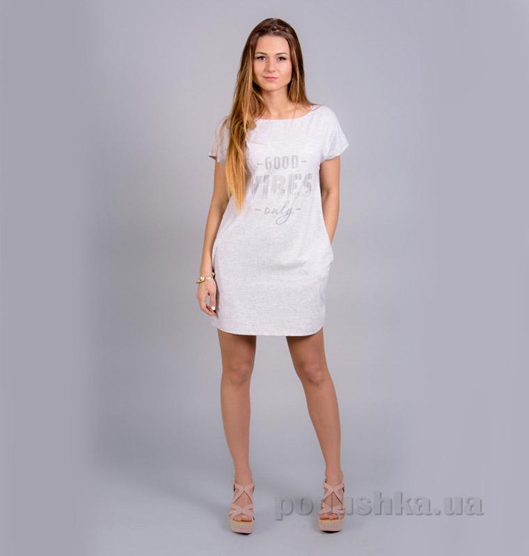 Женское платье Street Style 029-417