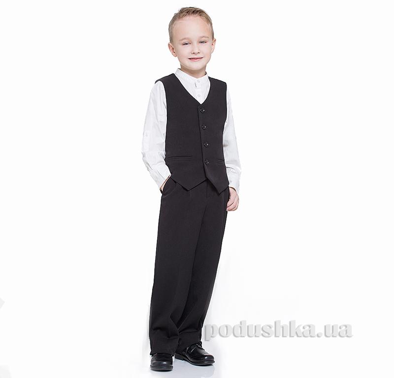 Жилет для мальчика Panda ПА-05439-14 черный