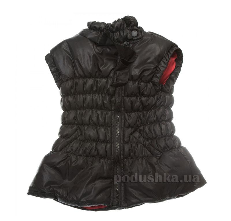 Жилетка утепленная Kids Couture 16-06 черная