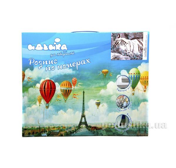 Животные Белый тигр Идейка 06002453