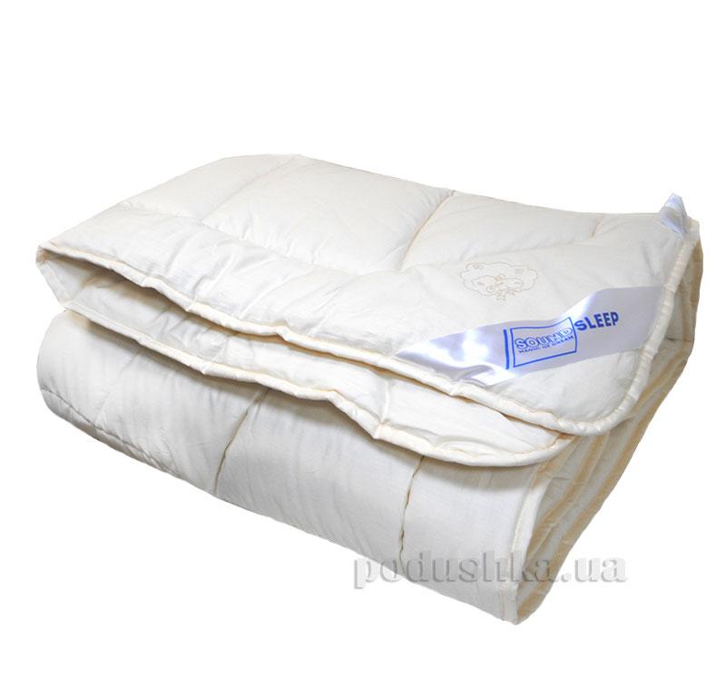 Зимнее шерстяное одеяло SoundSleep Lamb