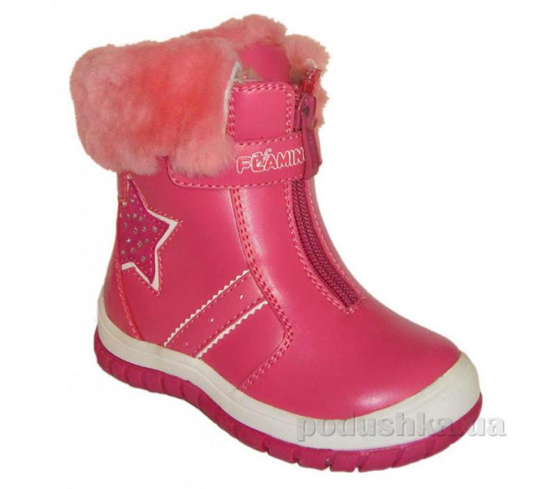 Зимние сапожки Flamingo HC1199