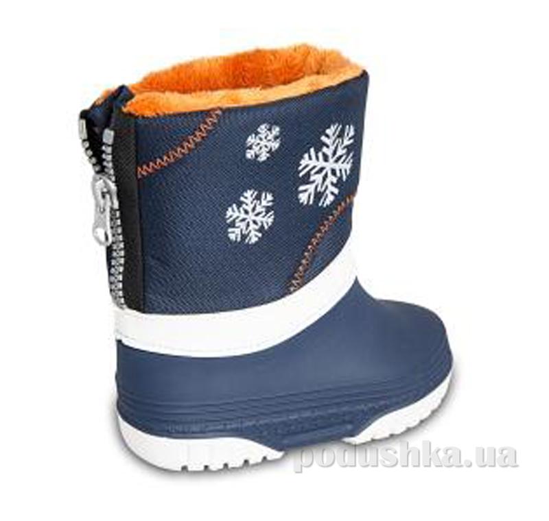 Зимние сапожки Relaxshoe снежинка