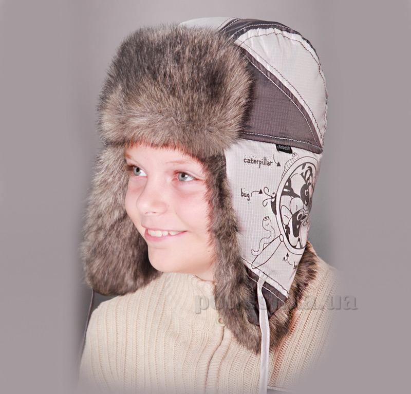 Зимняя шапка Бабасик Мирон