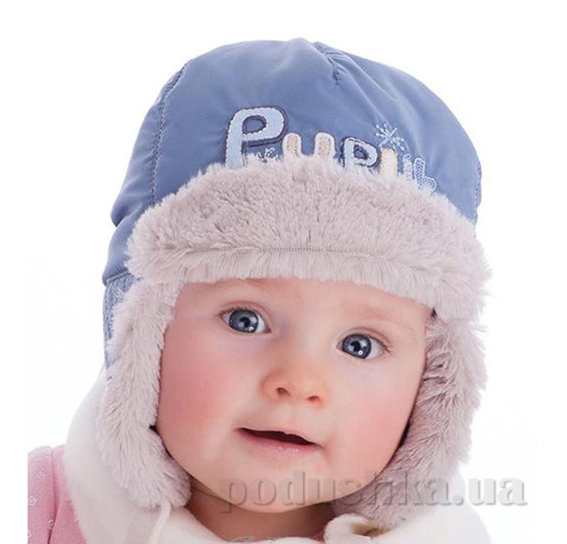 Зимняя шапка-ушанка Pupill Eliot