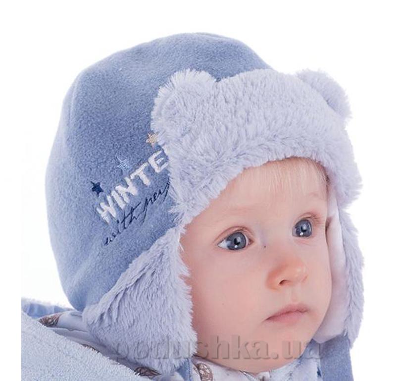 Зимняя шапка-ушанка Pupill Janek