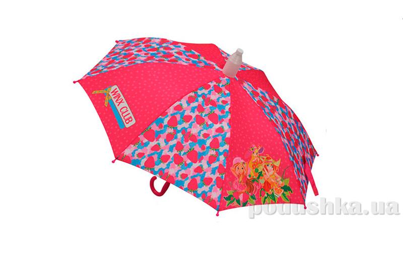 Зонт большой в пластиковом чехле Winx 62681
